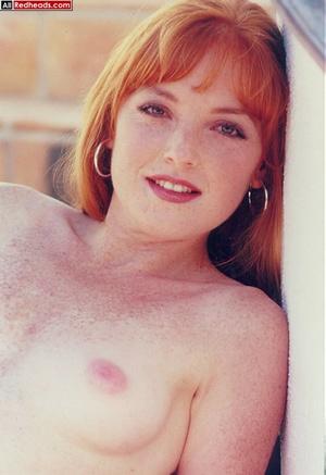 That nude redhead look so brisk when pul - XXX Dessert - Picture 11
