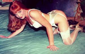That nude redhead look so brisk when pul - XXX Dessert - Picture 15