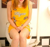 One of the Hot Redheads in yellow cappie provided her Jamoke with memorable