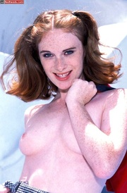nude redheads young and