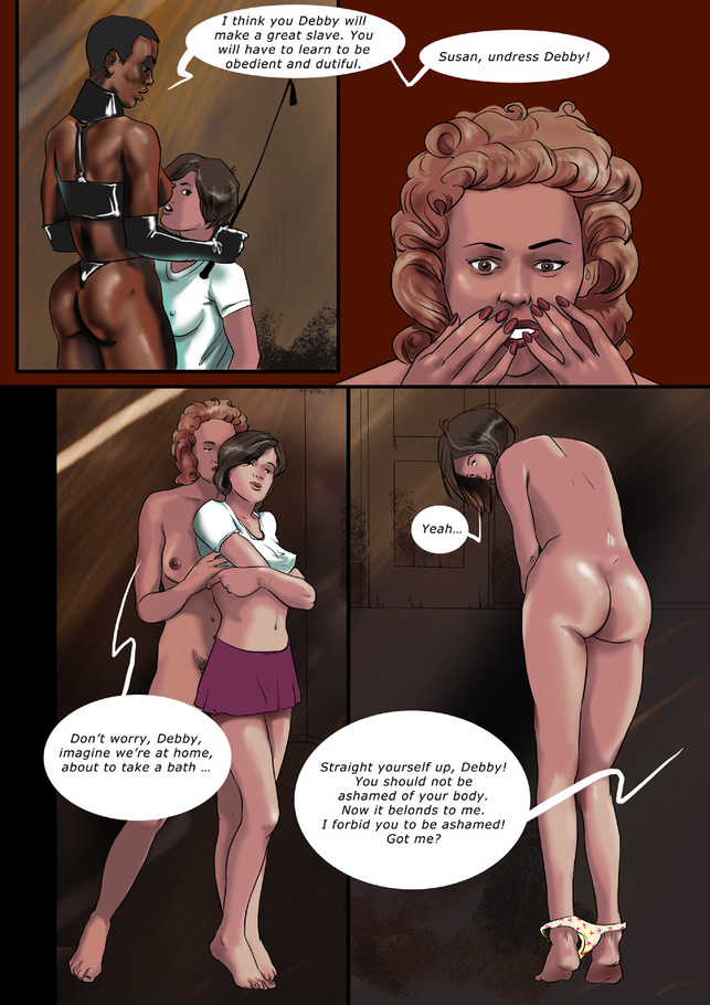 Being slave punished girls