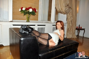 That red-haired one enjoyed the filthies - XXX Dessert - Picture 6
