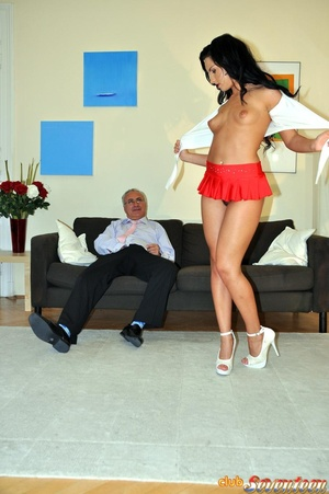 Old and young sex is all like by this ca - XXX Dessert - Picture 5