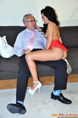 Old and young sex is all like by this ca - XXX Dessert - Picture 6