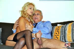 Pressed her vagina so hard that she went - XXX Dessert - Picture 8