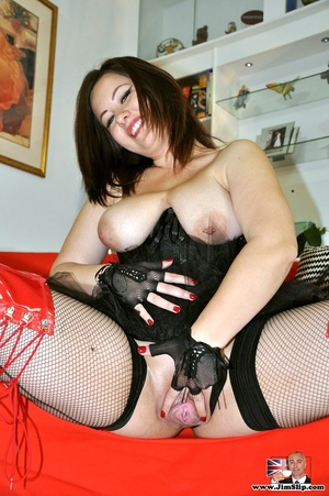 That fat slutty bitch had a luck to have - XXX Dessert - Picture 8