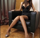 Got not only perfect tanned latina looks, but sex-appeal foot sex underpinnings