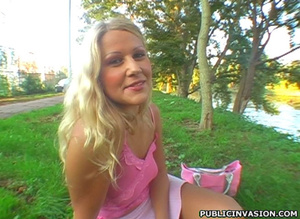 Blonde nymph with awesome tits gets plow - XXX Dessert - Picture 3