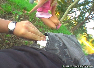 Blonde nymph with awesome tits gets plow - XXX Dessert - Picture 9