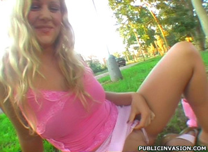 Blonde nymph with awesome tits gets plow - XXX Dessert - Picture 11