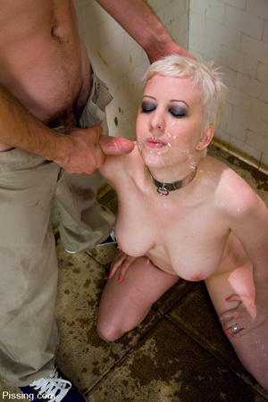 Some sado-maso Girls Pissing Their Panties when compelled to by BDSM masters - XXXonXXX - Pic 4