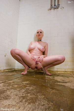 Some sado-maso Girls Pissing Their Panties when compelled to by BDSM masters - XXXonXXX - Pic 8
