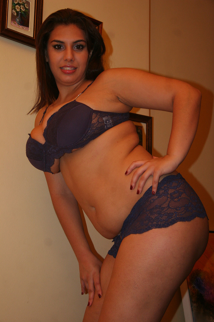 Amature chubby latina