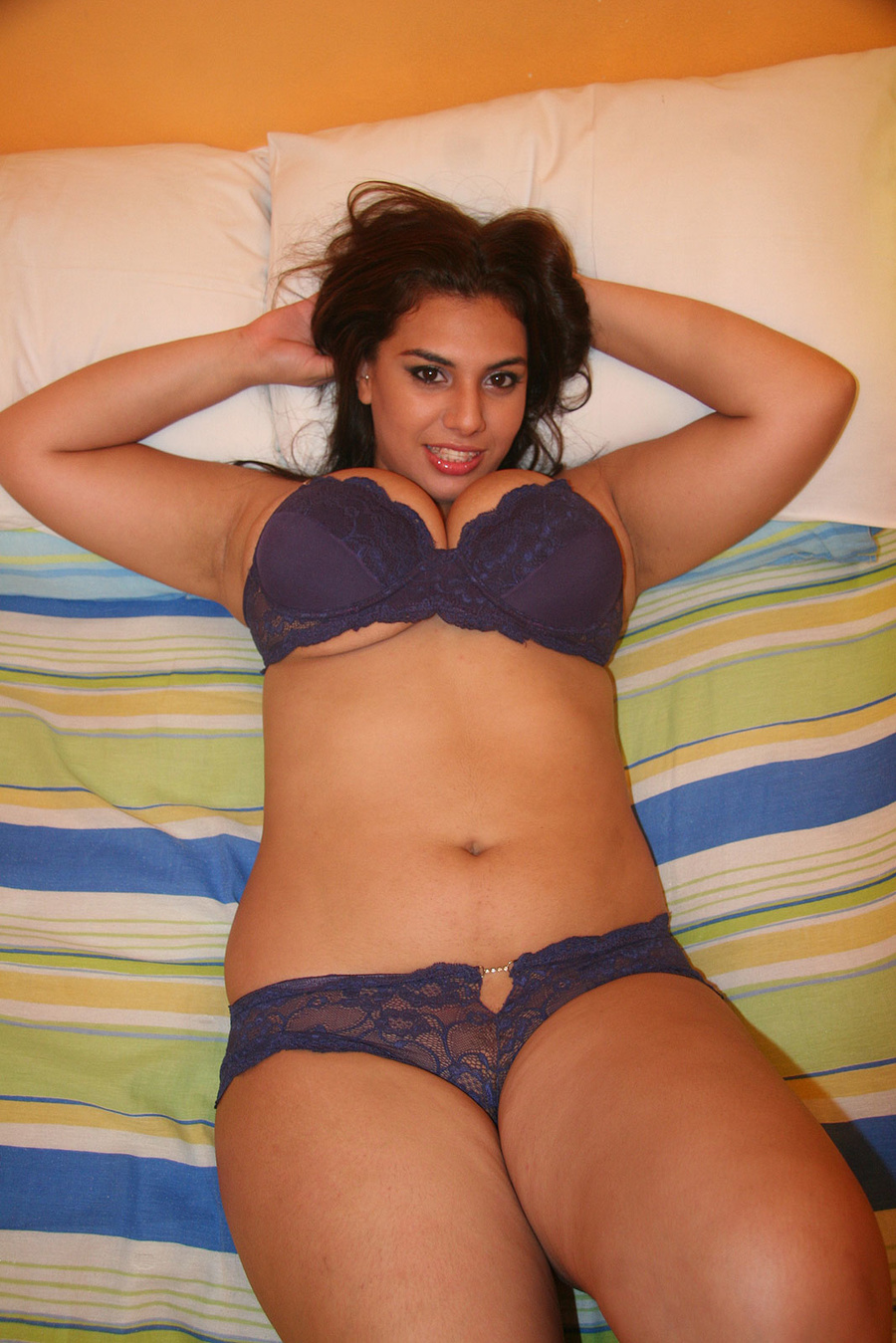 Chubby latina chicks