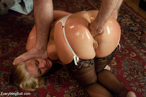 Sexy doctor gets double penetrated for f - XXX Dessert - Picture 12