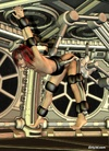 Amazing 3D BDSM cartoons with tight ass babe fucked rough by sex machines