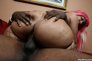 Hot young black hoes fuck there pimp! - XXX Dessert - Picture 12
