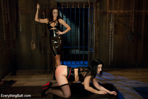 Ass play, domination and rough sex with  - XXX Dessert - Picture 3