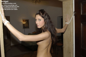 Petite girl Gina loves being watched by  - XXX Dessert - Picture 15