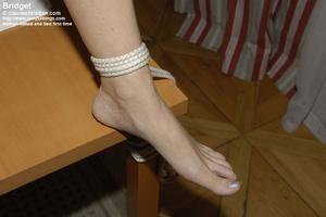 18 yo stunning tied babe Bridget flashin - XXX Dessert - Picture 7