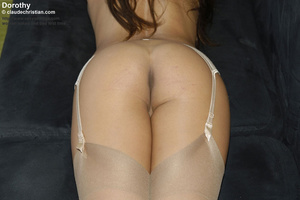 Gorgeous big boobed in sexy stockings an - XXX Dessert - Picture 8