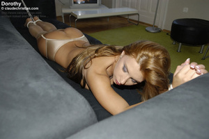 Gorgeous big boobed in sexy stockings an - XXX Dessert - Picture 10
