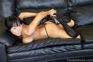 Gaia is a total babe getting fucked hard - XXX Dessert - Picture 2