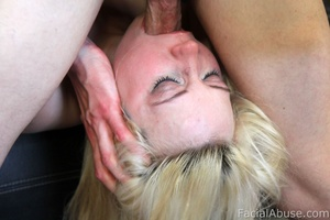 Chubby emo slut can't handle the cock - XXX Dessert - Picture 7