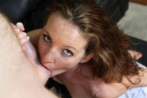 Big booty red head falls in love with Bi - XXX Dessert - Picture 5