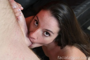 The more Delilah was choked and spit on, - XXX Dessert - Picture 5