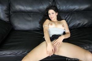 Submissive Italian whore pukes on cock - XXX Dessert - Picture 2