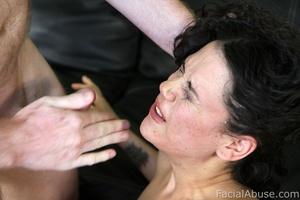 Submissive Italian whore pukes on cock - XXX Dessert - Picture 6