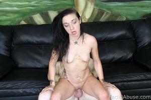 Karissa is a petite whore with zero self - XXX Dessert - Picture 11