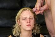 clayra beau gets throat