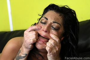 We fucked her tight little pussy until s - XXX Dessert - Picture 11