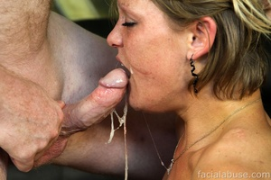 We nutted all over this trailer trash fr - XXX Dessert - Picture 8