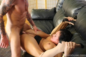 Crazy chick Tory Lane is a cum covered w - XXX Dessert - Picture 10