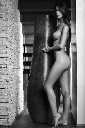 Perfect tits erotic bimbo seductively po - XXX Dessert - Picture 13