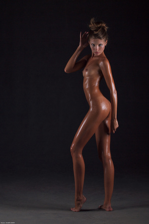 Awesome erotic cutie witj oiled up perfe - XXX Dessert - Picture 11