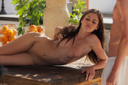 wonderful girl caprice gives