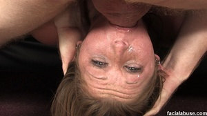 Kinky blonde slut gets face and pussy sl - XXX Dessert - Picture 10