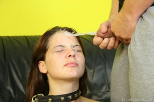Degraded teen slut gets semen soaked - XXX Dessert - Picture 15