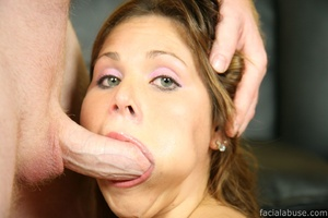 Violated cutie is stuffed and cum soaked - XXX Dessert - Picture 6