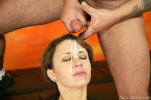 Pillaging her holes and creaming her fac - XXX Dessert - Picture 14
