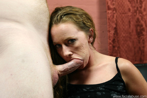 Shy slut is throat fucked and four loads - XXX Dessert - Picture 2