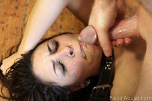 Porn star Bella Luciano gets face fucked - XXX Dessert - Picture 15