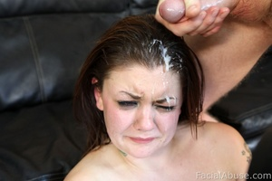 Kandi Sweets used her own puke as lube f - XXX Dessert - Picture 14