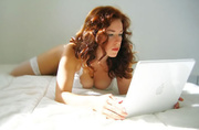 these erotic redhead beauty