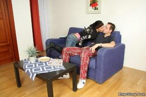 The punishment sex shows his girlfriend  - XXX Dessert - Picture 18