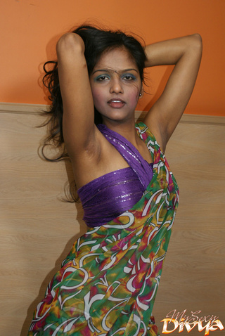 dark haired young indian